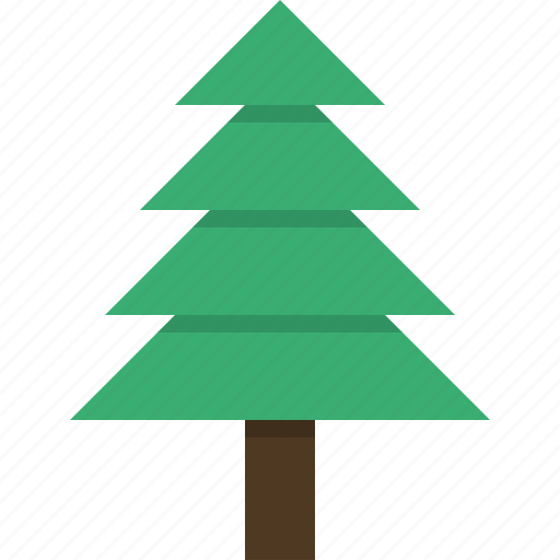 ecology, environment, evergreen, nature, tree icon