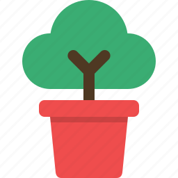 eco, ecology, environment, flower, green, leaf, plant icon