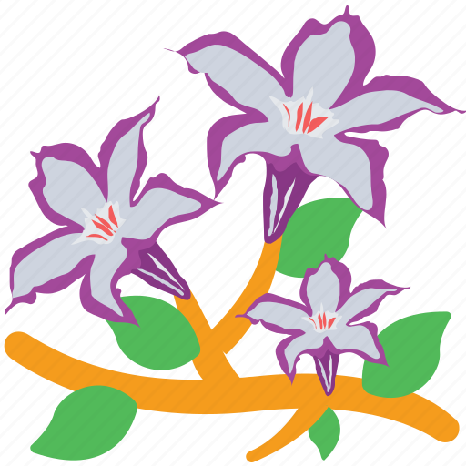 blossom, flower, nature, rhododendron, spring icon