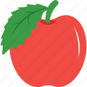 apple, diet, food, fruit, organic icon