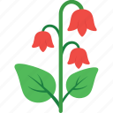 blossom, flower, flower bud, nature, tulip icon