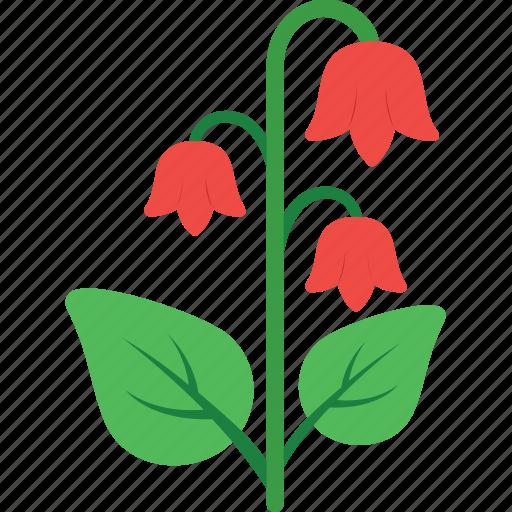 blossom, flower, flower bud, nature, tulip icon