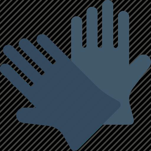 cleaning, gardner gloves, gloves, hand, mitten icon
