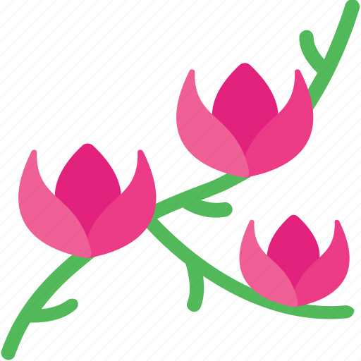 bloom, blossom, flower, rose, tulip icon