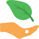 ecology, gardening, leaf, nature, plantation icon
