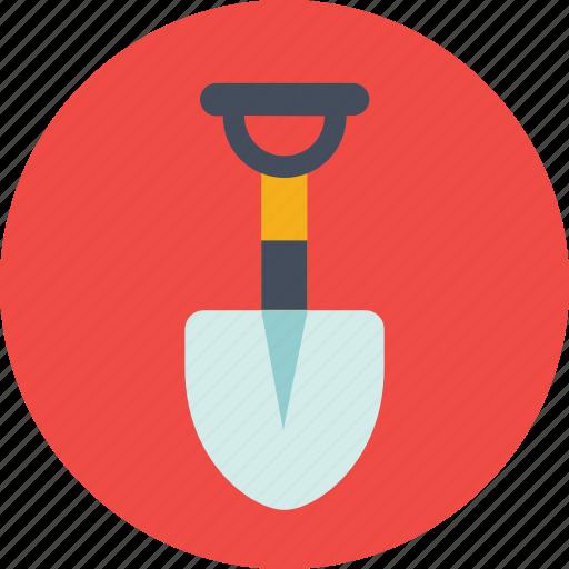 garden tool, rake, shovel, spade, tools icon