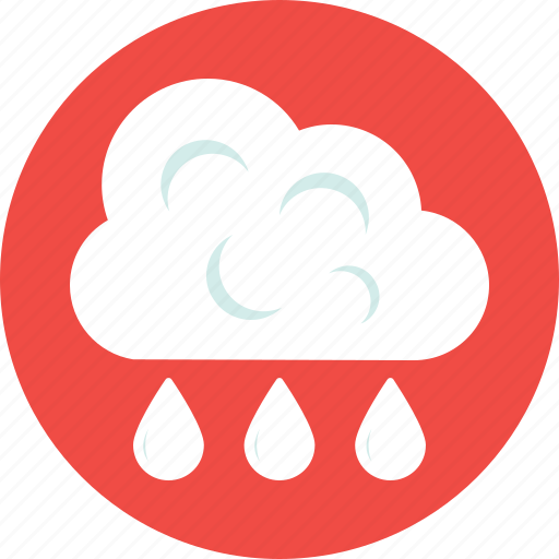 Cloud, rain drop, raining, sky, weather icon - Download on Iconfinder