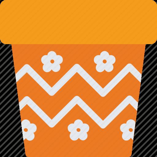 bucket, gardening, pail, plant pot, pot icon
