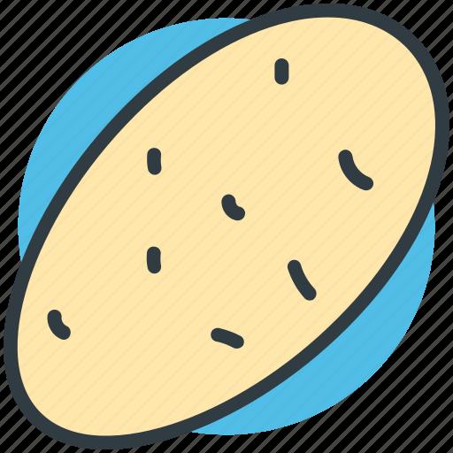 food, nature, organic food, potato, vegetable icon