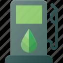 bio, eco, gas, station