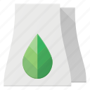 bio, eco, reactor icon