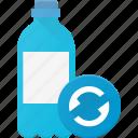 botle, pet, plastic, recycle