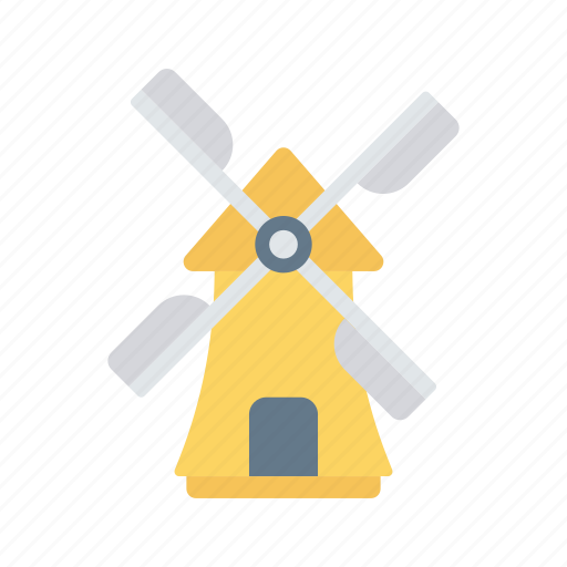 Ecology, energy, nature, turbine, windmill icon - Download on Iconfinder