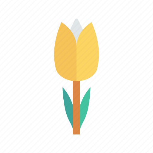 Bloom, flower, garden, leaves, nature icon - Download on Iconfinder