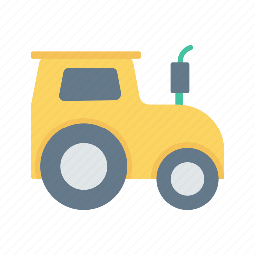 Agriculture, farm, tractor, transport, vehicle icon - Download on Iconfinder