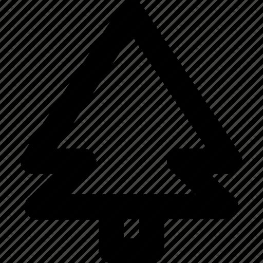 nature, pine, tree icon