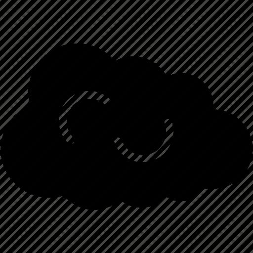 cloud, cloud computing, icloud, puffy cloud, sky icon