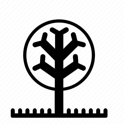 abstract, anture, tree icon