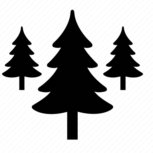 Christmas, fir, forest, nature, tree icon - Download on Iconfinder