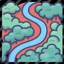 amazon, forrest, jungle, river