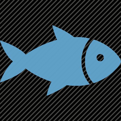 aquatic, fish, fishing, food, life, marine, seafood icon