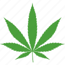 420, cannabis, drug, green, hemp, marijuana, weed icon