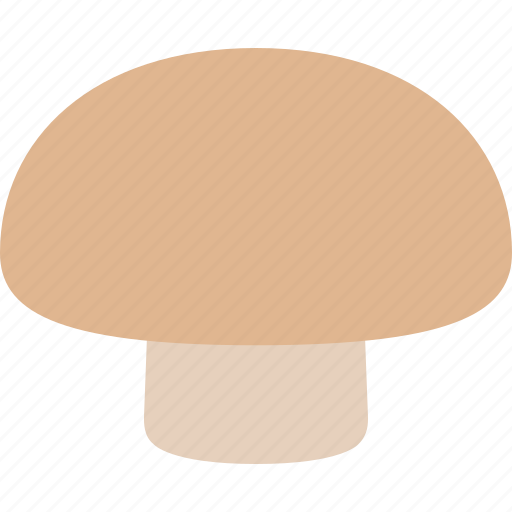champignon, common, cremini, cultivated, fungus, mushroom, toadstool icon