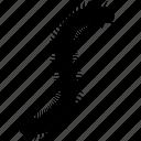 arthropod, crawler, creepy, diplopoda, insect, milipede, millipede icon