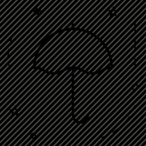 ecology, environment, garden, nature, rain, umbrella, water icon