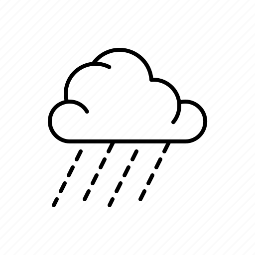 Cloudy, nature, rain icon - Download on Iconfinder