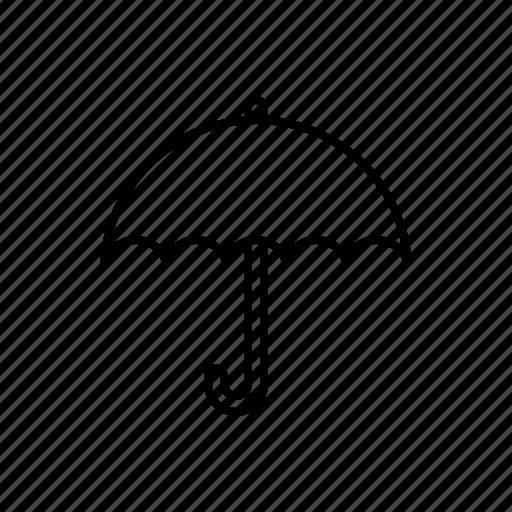 nature, umbrella, weather icon