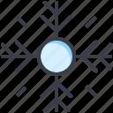 christmas, christmas decoration, snow bunting, snowflake, winter