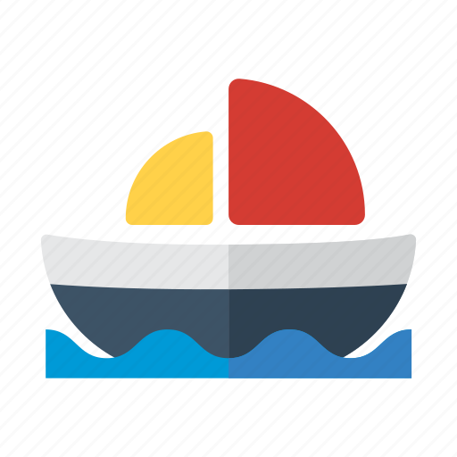 fish, marine, nautical, sea, ship icon