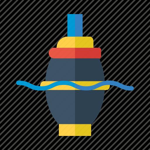 fish, marine, nautical, sea, ship icon