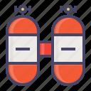 cylinder, dive, nos, ocean, oxygen, scuba, sea