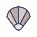 clam, marine, mollusc, oyster, pearl, sea, shell