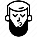 abu, cv icon