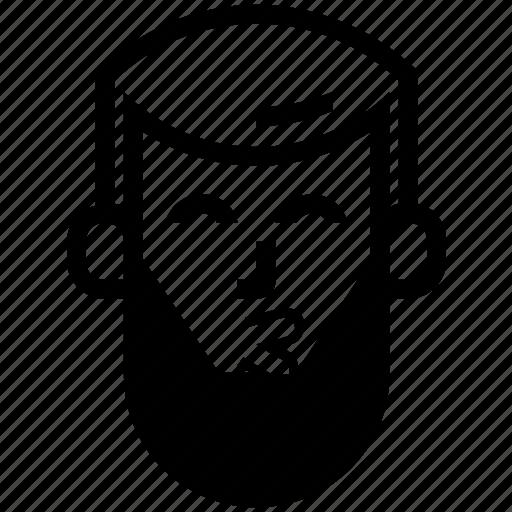 abu, happy icon