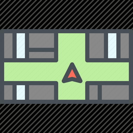 app, navigation, navigator icon