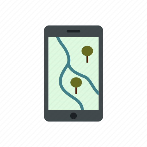 direction, map, maps, navigator, phone, pin, road icon