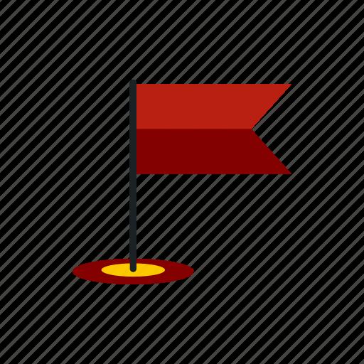 direction, flag, jps, navigator, pin, road, travel icon