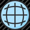 globe, location, locator, navigation icon