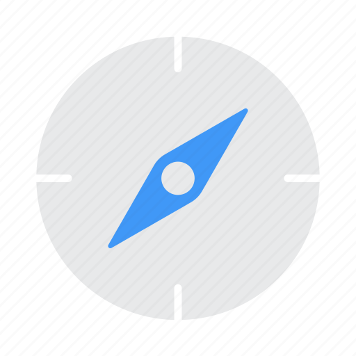 compass, gps, localization, navigation icon