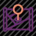 address, base, ccoordinates, city, flag, map, place icon icon