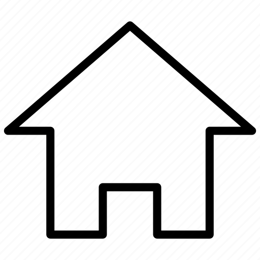 building, home, house, interface, ui, user icon