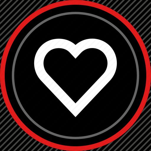 data, favorite, guardar, heart, love, save icon