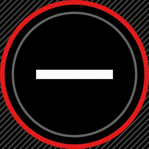 line, menu, nav, negative, neutral icon