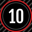 number, ten, ui, ux