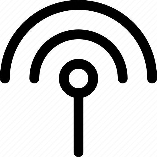 communication, connection, internet, network, wifi icon