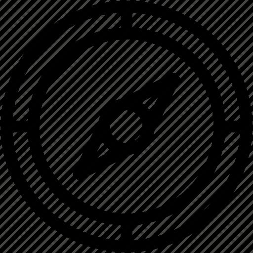 boussole, compass, directions, navigation, orientation icon